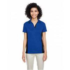 M386W Ladies' Flash Snag Protection Plus IL Colorblock Polo - Harriton Women Polo Shirts