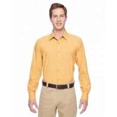 M610 Men's Paradise Long-Sleeve Performance Shirt - Harriton Men Shirts