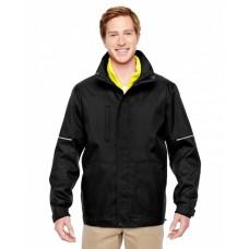 M772 Adult Contract 3-in-1 Jacket with Daytime Hi-Vis Fleece Vest - Harriton Vests
