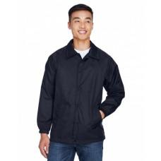 M775 Adult Nylon Staff Jacket - Harriton Jackets
