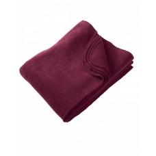 M999 12.7 oz. Fleece Blanket - Harriton Blankets