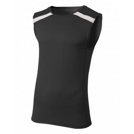 N2014 Men's Bolt Singlet - A4 Mens T Shirts
