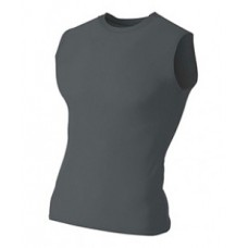 A4 N2306 Tank Shirts - Men's Compression Muscle Shirt