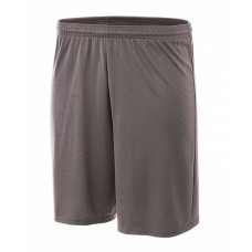 A4 N5281 Shorts - Adult Cooling Performance Power Mesh Practice Short