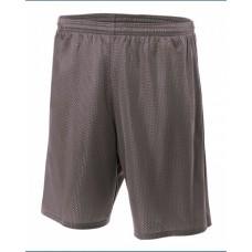 A4 N5293 Shorts - Adult Seven Inch Inseam Mesh Short