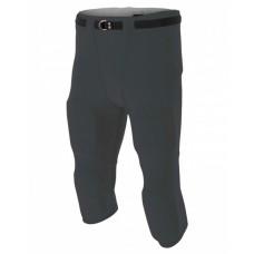 A4 N6181 Men's Flyless Football Pant