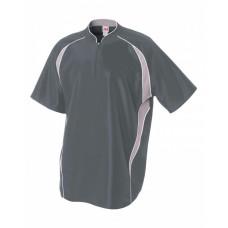 A4 NB4241 Jackets - Youth 1/4 Zip Batting Jacket