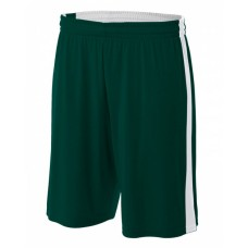 A4 NB5284 Youth Reversible Moisture Management Shorts