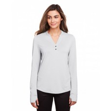 NE400W Ladies' Jaq Snap-Up Stretch Performance Pullover - North End Womens Sweatshirts