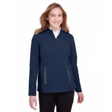 NE401W Ladies' Quest Stretch Quarter-Zip - North End Womens Sweatshirts