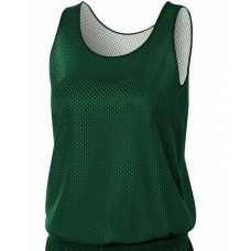 A4 NW1000 Tees - Ladies' Reversible Mesh Tank Top