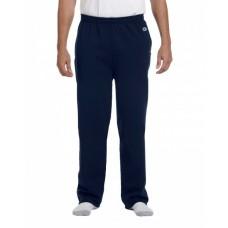 Adult 9 oz. Double Dry Eco® Open-Bottom Fleece Pant with Pockets