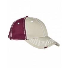 RM102 Adult Distressed Rambler Cap - Adams Caps