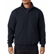 Adult 9 oz., Double Dry Eco® Quarter-Zip Pullover