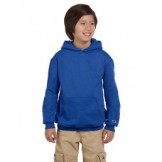 Youth Double Dry Eco® Pullover Hooded Sweatshirt