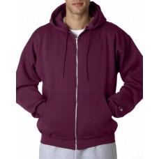 Adult 9 oz. Double Dry Eco® Full-Zip Hooded Sweatshirt