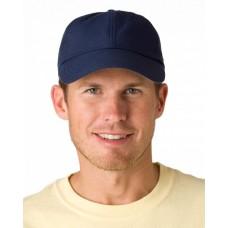 SH101 6-Panel UV Low-Profile Cap with Elongated Bill - Adams Caps