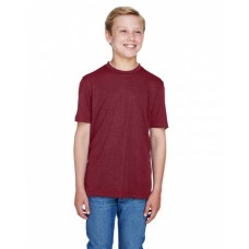 TT11HY Youth Sonic Heather Performance T-Shirt - Team 365 T Shirts