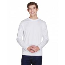 TT11L Men's Zone Performance Long-Sleeve T-Shirt - Team 365 Mens T Shirts