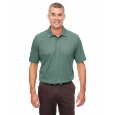 UC100 Men's Heathered Piqué Polo - UltraClub Mens Polo Shirts