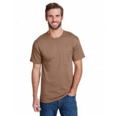 W110 Adult Workwear Pocket T-Shirt - Hanes T Shirts