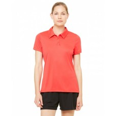 W1809 Ladies' Performance Three-Button Polo - All Sport Women Polo Shirts